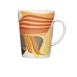 Iittala Graphics mug 0,4L Solid waves