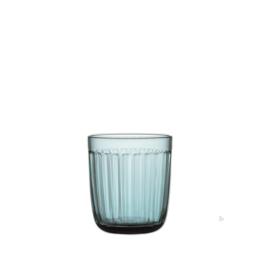 Raami glas 26 cl zeeblauw