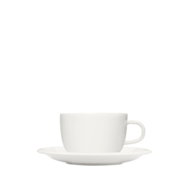 Raami wit kop en schotel 0.27 L / 16 cm