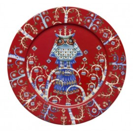 Taika rood bord 27 cm