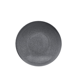 Teema Tiimi diep bord 20cm dotted grey