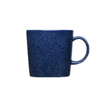 Teema dotted blue beker 0,3L      (Gaat uit collectie!)