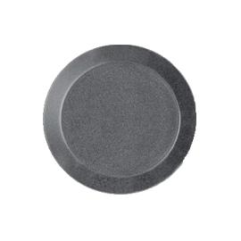 Teema dotted grey plat bord 21 cm (leverbaar in februari)