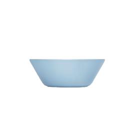 Teema lichtblauw schaal/diep bord 15 cm