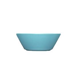 Teema turquoise schaal/diep bord 15 cm