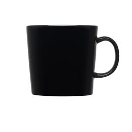 Teema zwart beker 0,40 l hoog