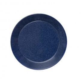 Teema dotted blue plat bord 21 cm