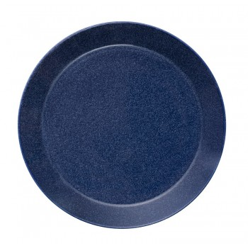 Teema dotted blue plat bord 26 cm