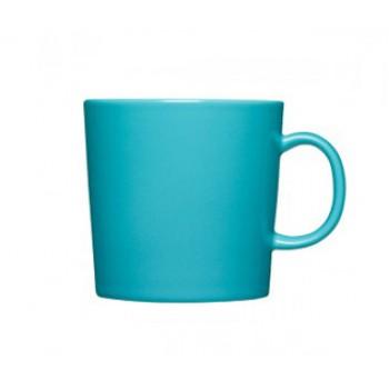 Teema turquoise beker 0,4 l