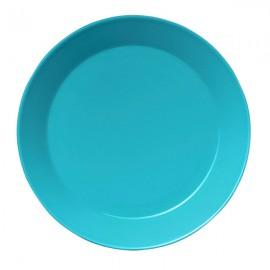 Teema turquoise plat bord 26 cm