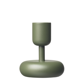 Nappula kandelaar moss green 107 mm