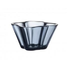 Aalto bowl 75mm regenblauw