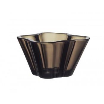 Aalto bowl 75mm zand  Op=Op!  (Uit collectie!!!)