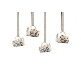 Seasonal Taika Siimes mini mugs 4 stuks